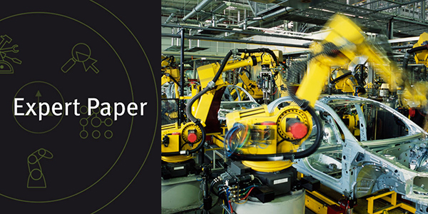 Expert Paper: More IT efficiency in production