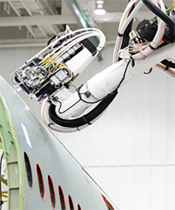 Aerospace Manufacturing Automation