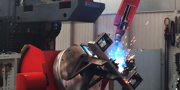 Crown uses FASTSUITE Edition 2 for offline programming of welding cells