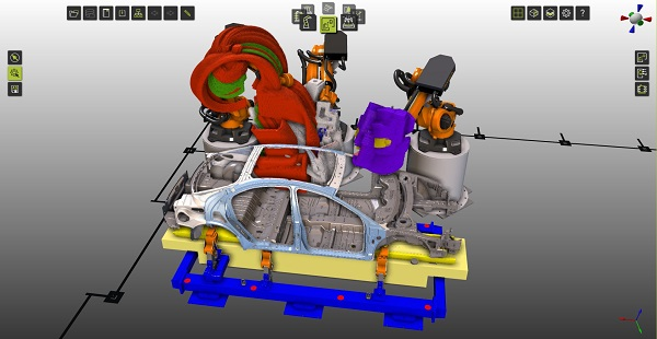 CENIT launches comprehensive release of 3D simulation platform FASTSUITE E2