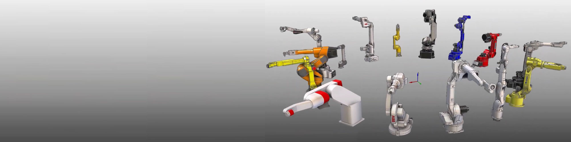 FASTSUITE supported robots, machine tools and Connector-SPS